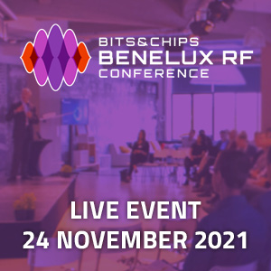 Benelux RF Conference ticket live event